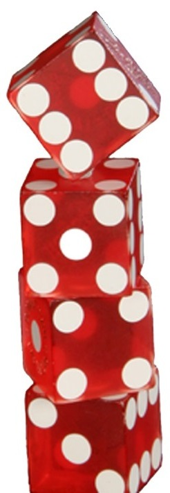 Dice Stacking Würfel