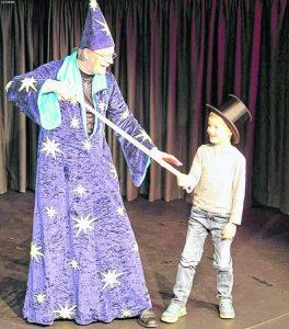 Jürgen Metzger Zaubershow für Kinder Sindelfinder Nachrichten März 2016